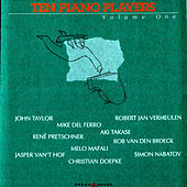 Ten Piano Players, Vol. One by Various Artists