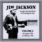 Jim Jackson Vol. 2 (1928-1930) by Jim Jackson