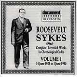 Roosevelt Sykes Vol. 1 (1929-1930) by Roosevelt Sykes