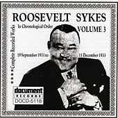Roosevelt Sykes Vol. 3 (1931-1933) by Roosevelt Sykes