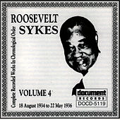 Roosevelt Sykes Vol. 4 (1934-1936) by Roosevelt Sykes