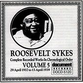 Roosevelt Sykes Vol. 5 (1937-1939) by Roosevelt Sykes