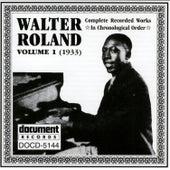 Walter Roland Vol. 1 (1933) by Walter Roland