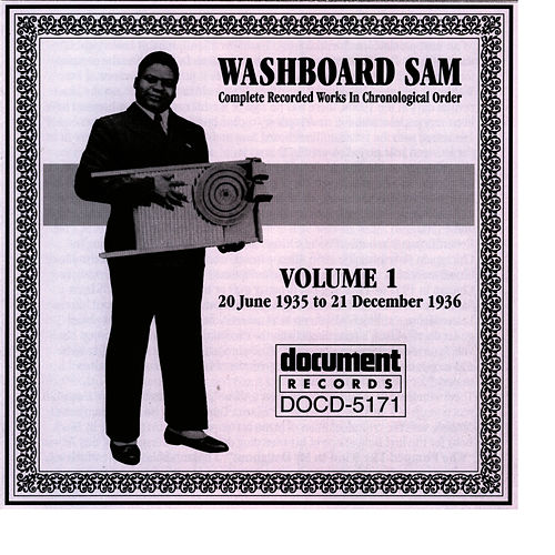 Washboard Sam Vol. 1 (1935-1936) by Washboard Sam
