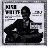 Josh White Vol. 2 1933-1935 by Josh White