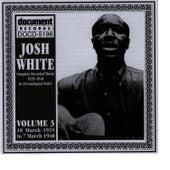 Josh White Vol. 3 1935-1940 by Josh White