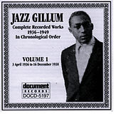 Jazz Gillum Vol. 1 1936-1938 by Jazz Gillum