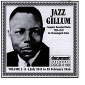 Jazz Gillum Vol. 3 1941-1946 by Jazz Gillum