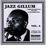 Jazz Gillum Vol. 4 1946-1949 by Jazz Gillum
