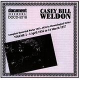 Casey Bill Weldon Vol. 2 1936-1937 by Casey Bill Weldon