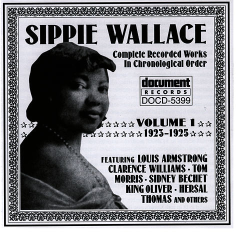 Sippie Wallace Vol. 1 (1923-1925) by Sippie Wallace