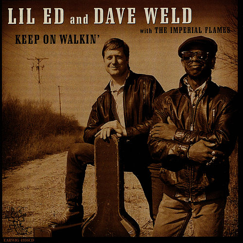 Keep On Walkin' by Lil' Ed Williams