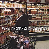 infolepsy ep by Venetian Snares