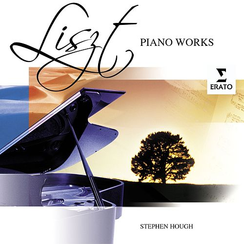 Piano Works - Steven Hough by Franz Liszt