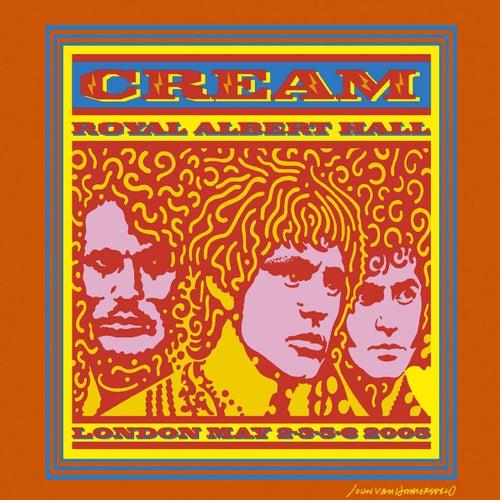 Royal Albert Hall London May 2-3-5-6 2005 by Cream