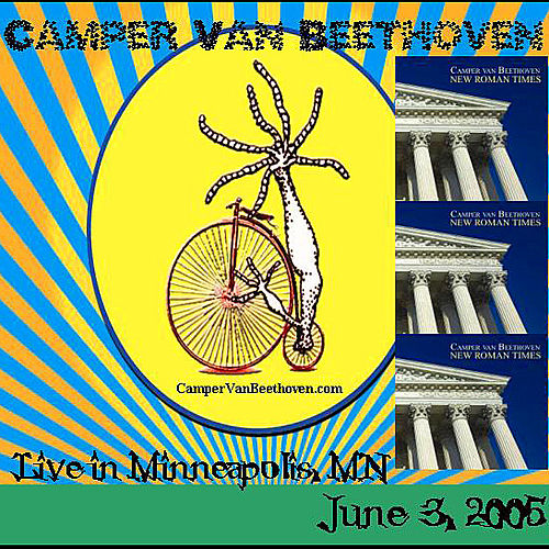 Live From Minneapolis, Mn by Camper Van Beethoven