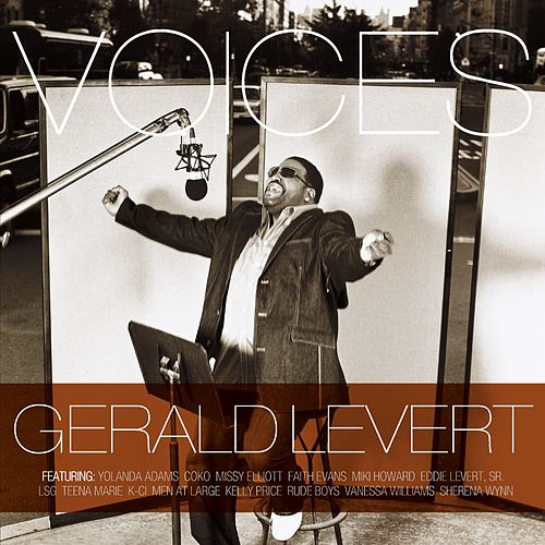 Voices by Gerald Levert