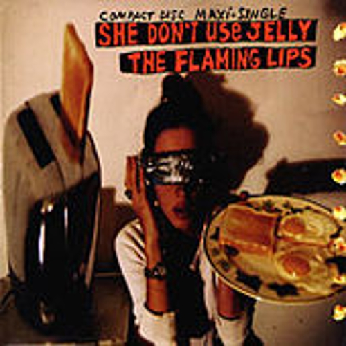 She Don't Use Jelly by The Flaming Lips