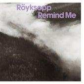 Remind Me (Remixes) by Röyksopp