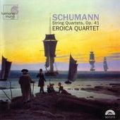 Schumann: String Quartets by Robert Schumann