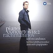 Rachmaninov: Piano Concertos 1 and 2 by Leif Ove Andsnes