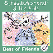 Best of Friends by ScribbleMonster & His Pals