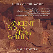 Ancient Voices from Within: Native American and South American Flute Music for Meditation, Massage, Relaxation, Insomnia by Maria Kostelas