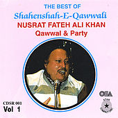 The Best Of Khan by Nusrat Fateh Ali Khan