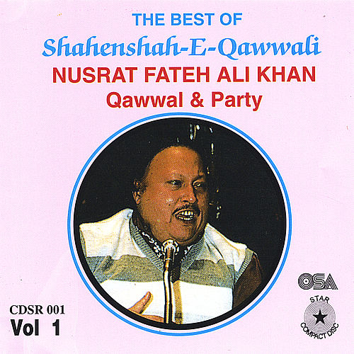The Best Of Khan by Nusrat Fateh Ali Khan