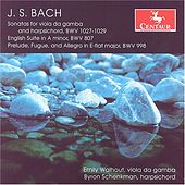Music Of J.s. Bach by Byron Schenkman