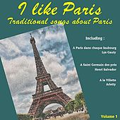 I Like Paris, Vol. 1 by Various Artists