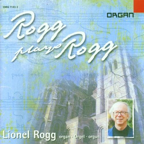 Lionel Rogg plays Lionel Rogg by Lionel Rogg