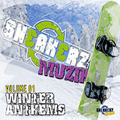 Sneakerz MUZIK Winter Anthems by Various Artists