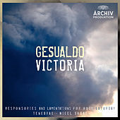 Gesualdo / Victoria - Responsories And Lamentations For Holy Saturday von Tenebrae