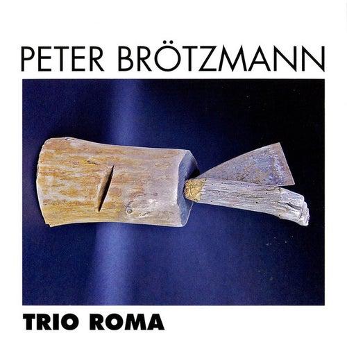 Trio Roma by Peter Brotzmann