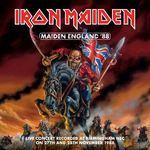 Maiden England '88 von Iron Maiden