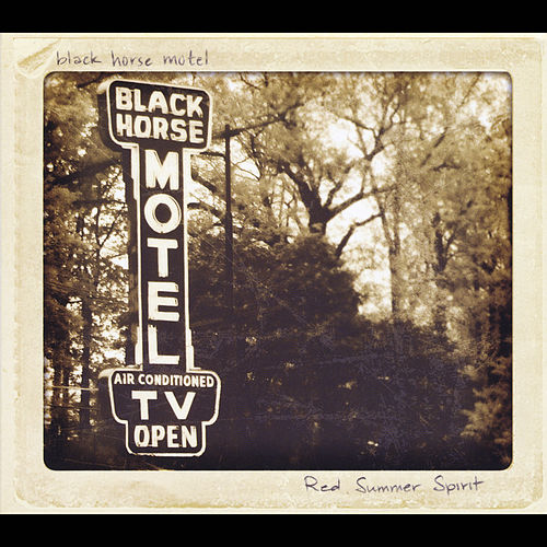 Red Summer Spirit by Black Horse Motel