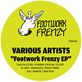 Footwork Frenzy by Various Artists