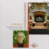 Orgelwerke by Lionel Rogg