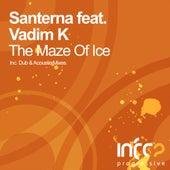 The Maze Of Ice (feat. Vadim K) by Santerna