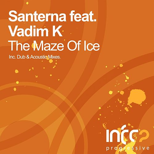 The Maze Of Ice (feat. Vadim K) by Santerna