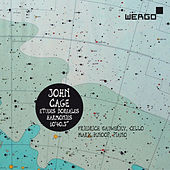 John Cage: Etudes Boreales / Harmonies / + by Friedrich Gauwerky