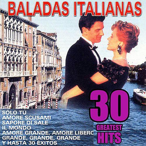 Baladas Italianas by Various Artists
