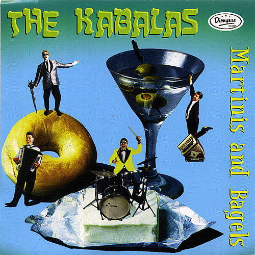 Martinis and Bagels by Kabalas
