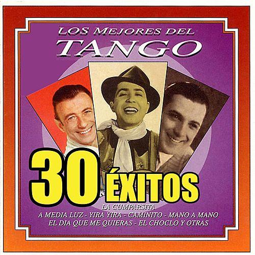 Los Mejores del Tango by Various Artists