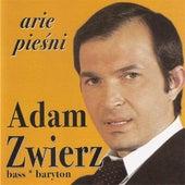 Arie pieśni by Adam Zwierz