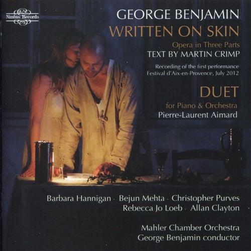 Written On Skin by George Benjamin
