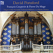 French Organ Music from the Golden Age by David Ponsford