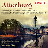 Atterberg: Orchestral Works, Vol. 1 by Various Artists