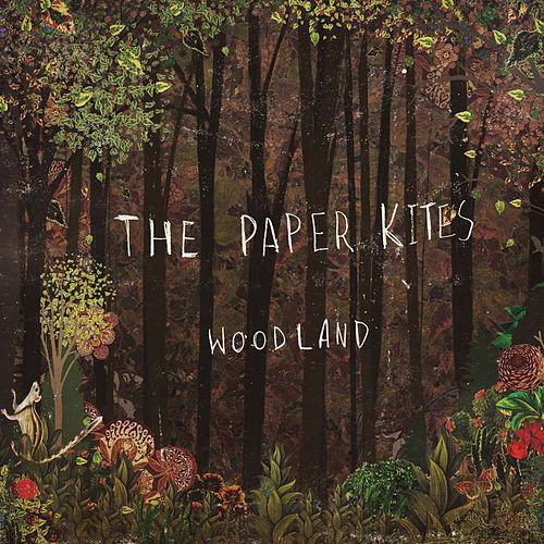 Woodland - EP by The Paper Kites